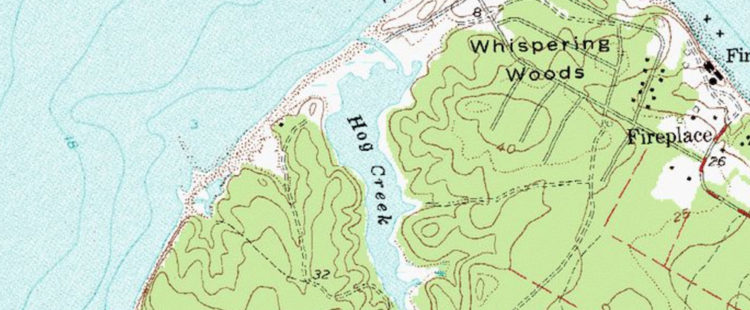 Hog Creek Nitrogen Discharge Study